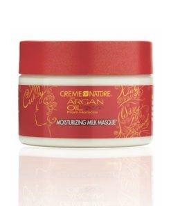 Creme of Nature	Argan Oil Curly Range Moisturizing Milk Masque
