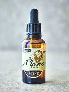 The Mane Essentials Beard Oil 30ml