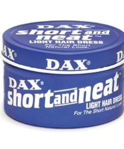 DAXStyling Wax - Short & Neat