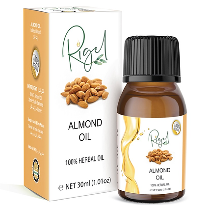Rigel Almond Oil 100% Herbal Oils