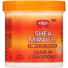 African Pride Shea Miracle Leave In Conditioner