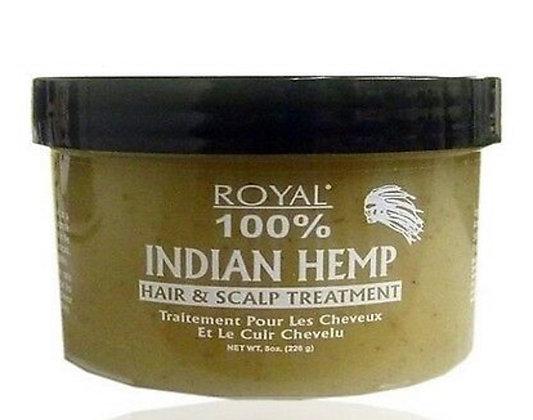 Royal 100% Indian Hemp Hair & Scalp Treatment Grease