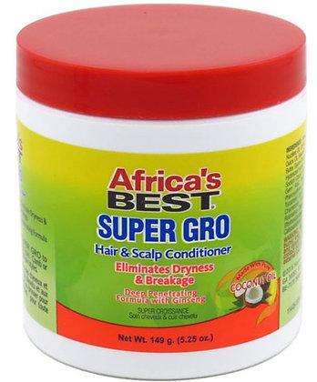 Africa's Best Super Gro Hair & Scalp Conditioner 5oz