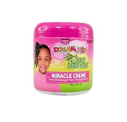 African Pride Olive Miracle Miracle Creme For Kids