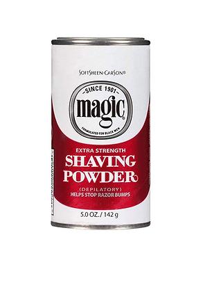 SoftSheen-Carson Magic Shaving Powder - Extra