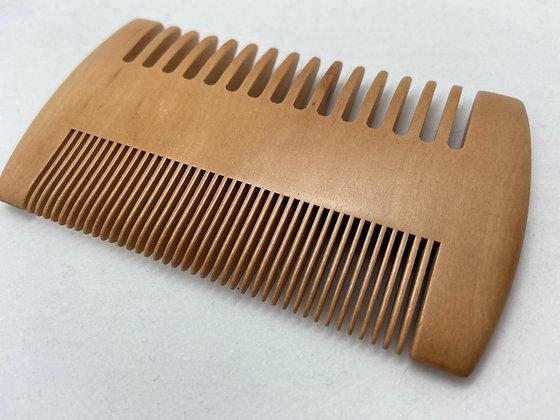 TBS Essentials Wooden Beard Grooming Brush
