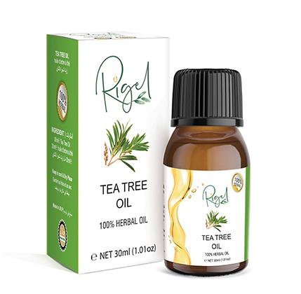 Rigel Tea Tree Oil 100% Herbal Oils