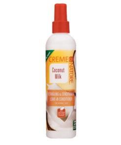 Creme of NatureCoconut Milk Leave In Conditioner