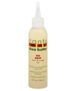 CantuShea Butter No Drip Hair & Scalp Oil