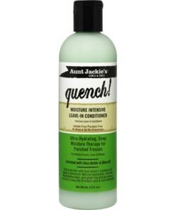 Aunt Jackie'sQuench Moisture Intensive Leave-In Conditioner