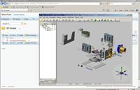 CaptureVue 3D CAD Model