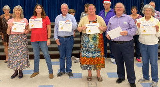 Students Receive Recognition