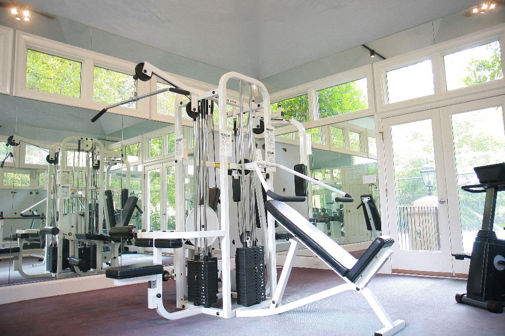 Exercise Interior