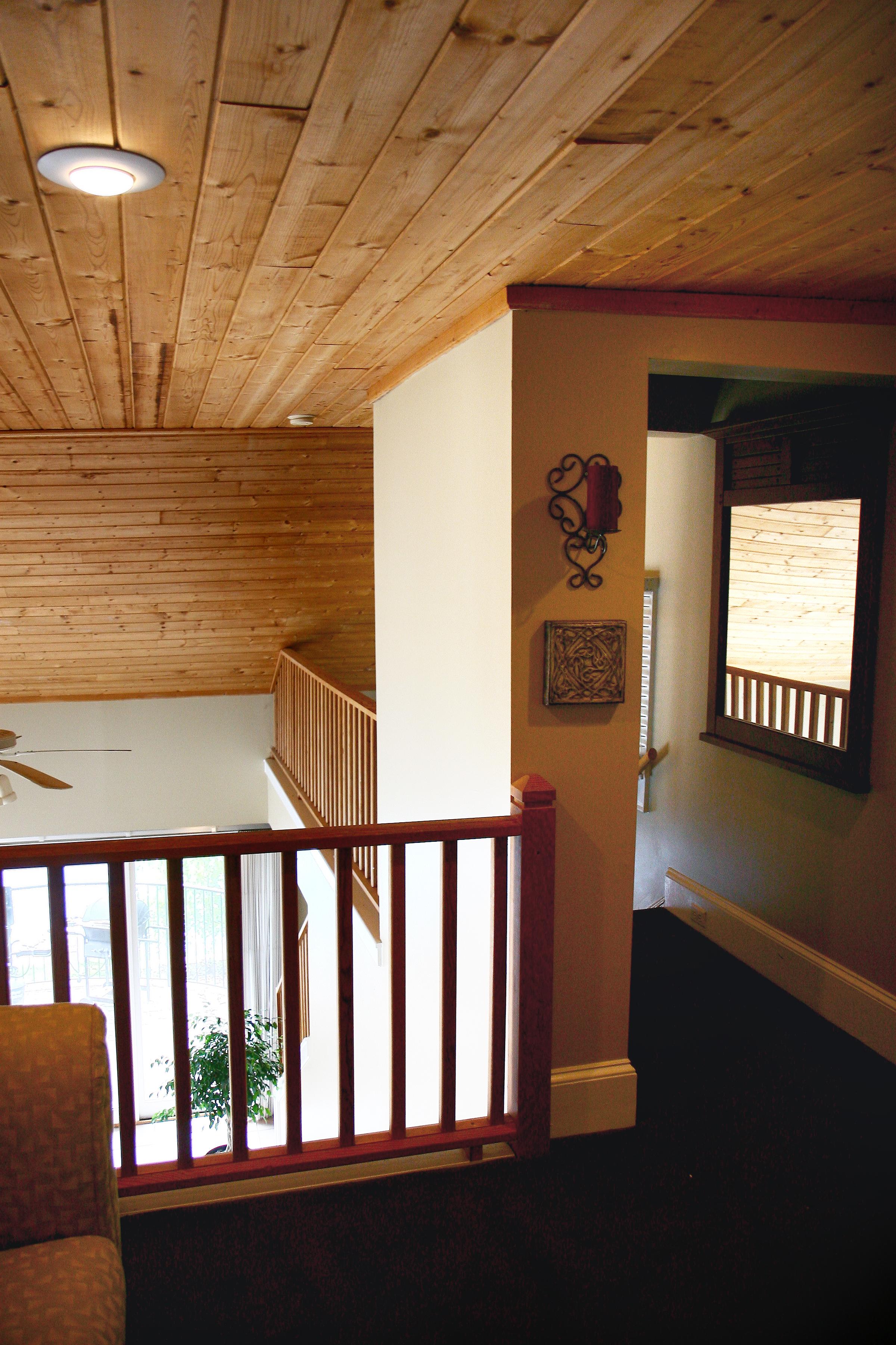 Guest Loft view