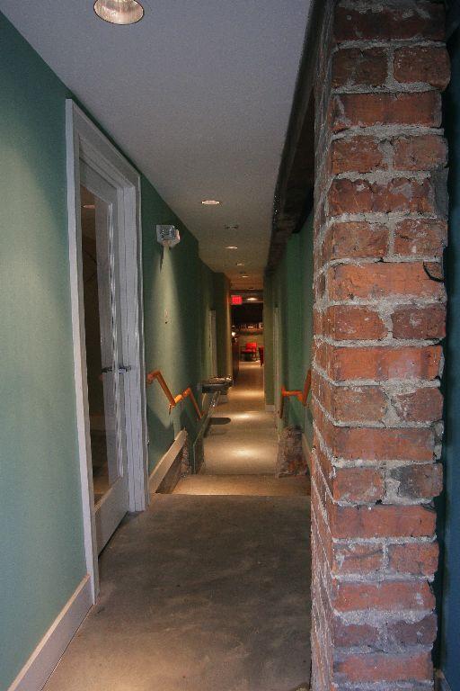 Back of basement after 2008