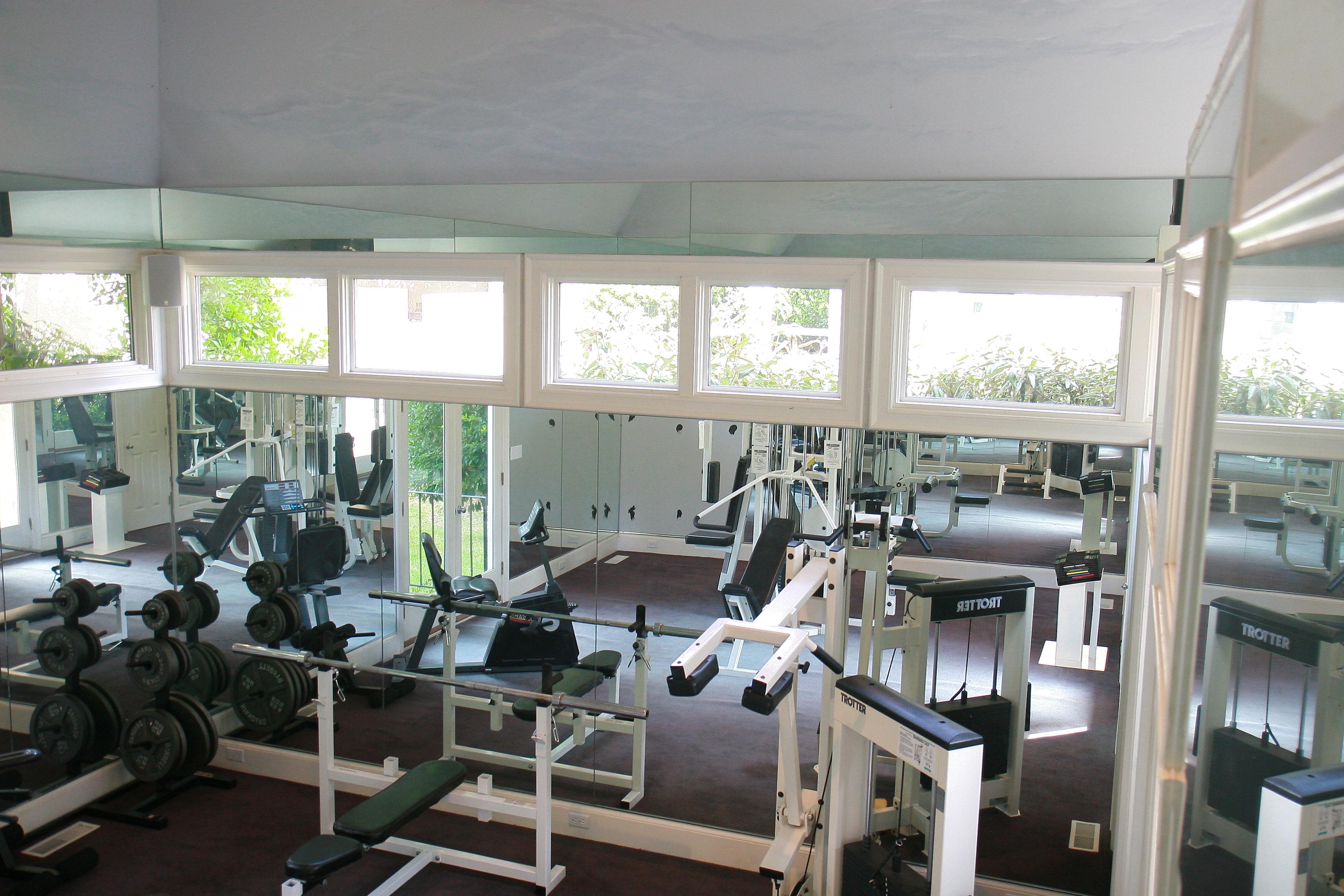 Exercise Cabana