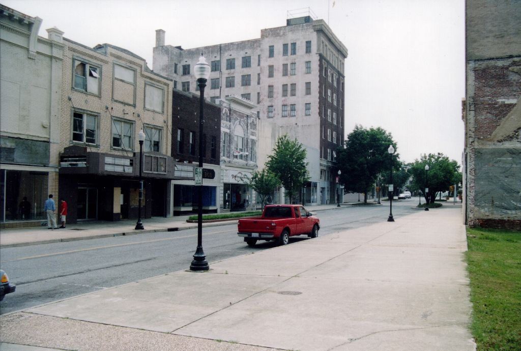 Main Street before 2004