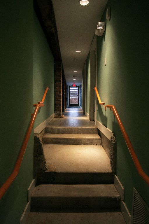 New basement upper level 2008