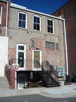 Backof Merit Building after 2008