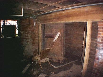 back basement prior to 2004
