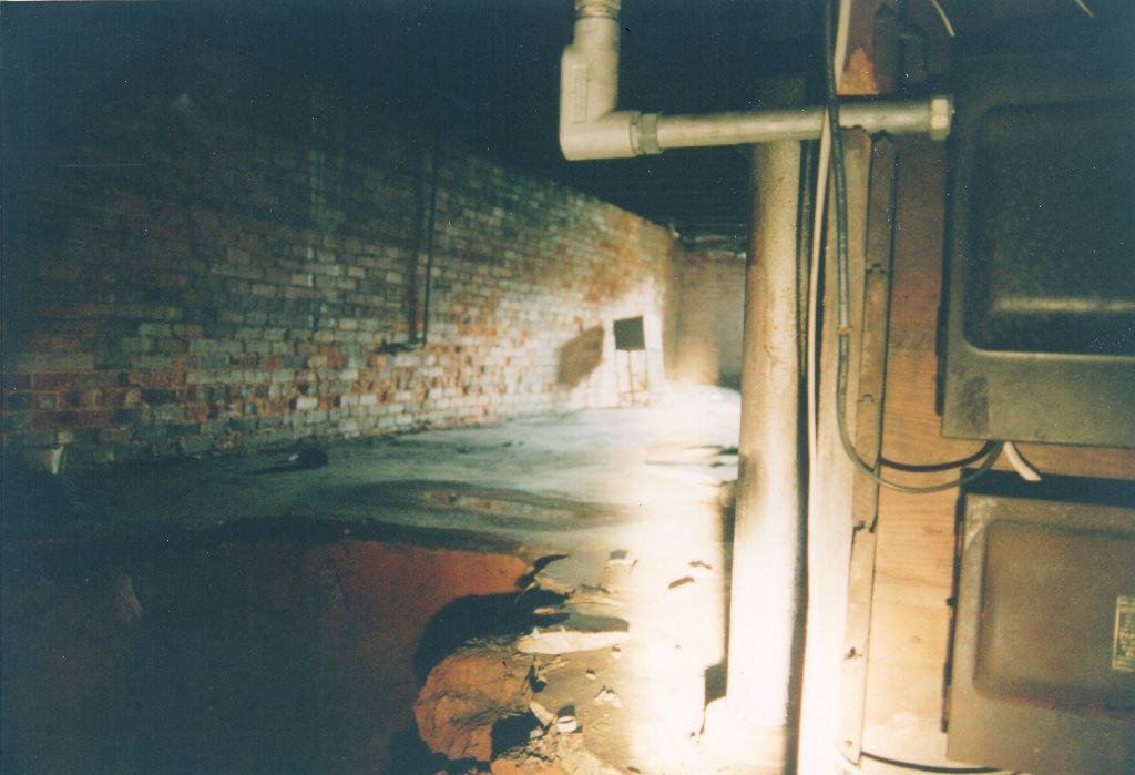 upper level basement prior to 2004