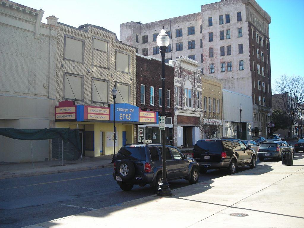 Main Street after 2008