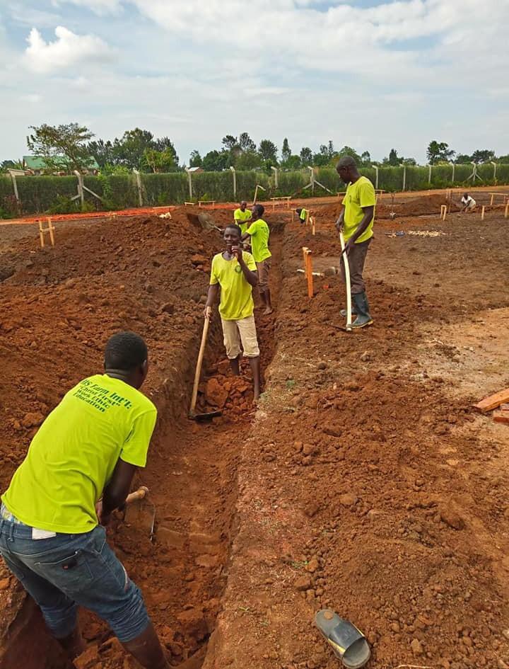 17704-Kalakami School digging footings.j