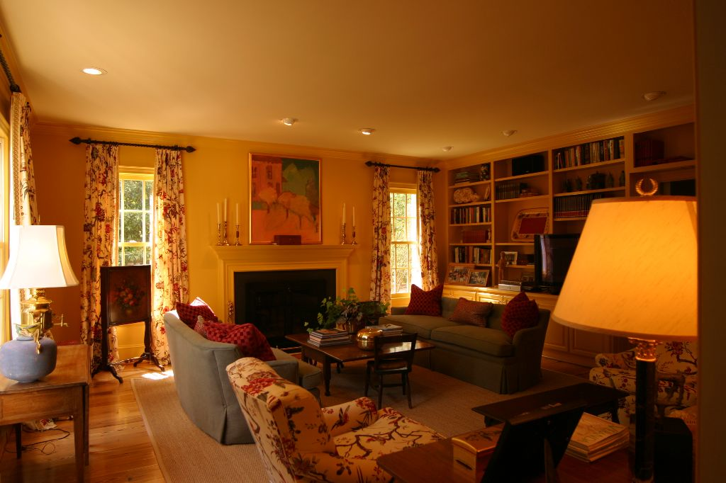 interior family room