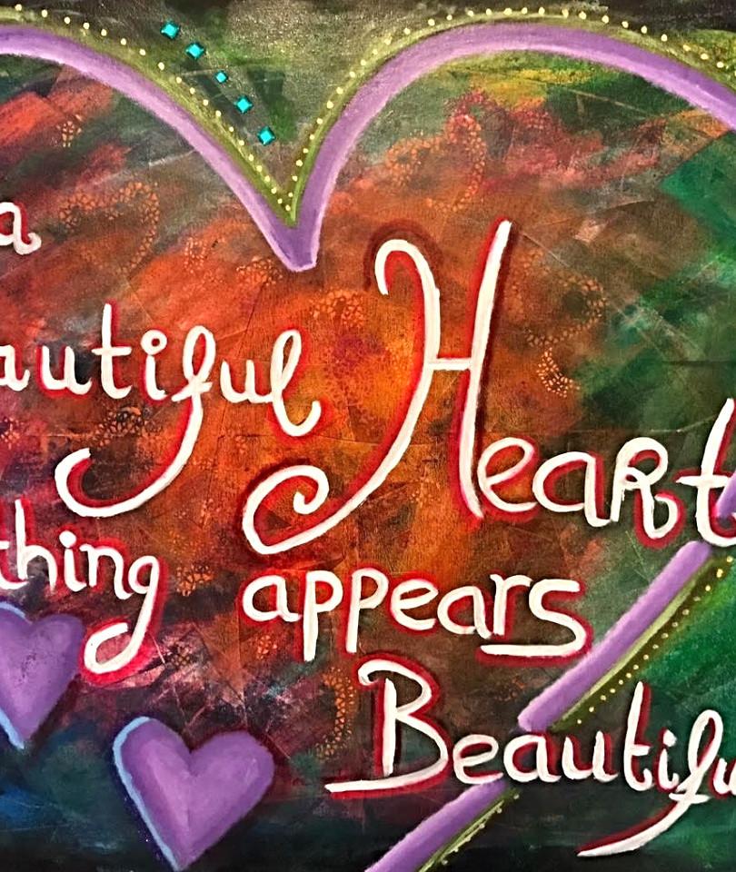To a Beautiful heart