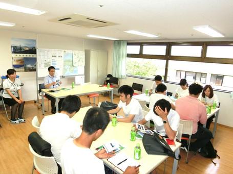 神戸大の学生が病院見学にいらっしゃいました!