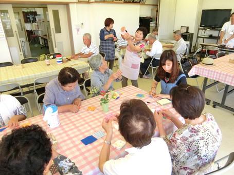 神戸市北区長尾町の茶話会へ訪問しました!