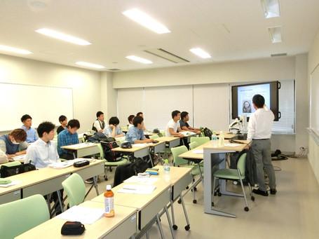 立命館大学小島ゼミとの交流授業