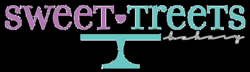 Sweet Treets Bakery, Austin Texas logo