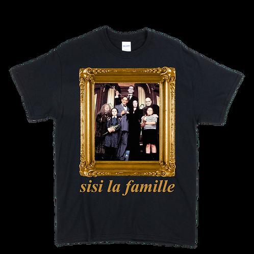 Famille Addams sisi la famille Tee - Unisex - Digital Printing