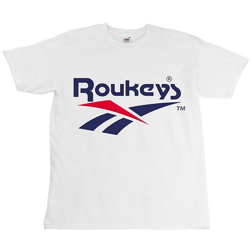Roukeys x Reebok Tee  - Unisex - Digital Printing