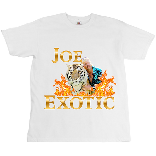 DESTOCKAGE : Joe Exotic Tee