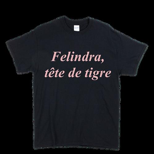 Felindra, tête de tigre Tee - Unisex - Digital Printing