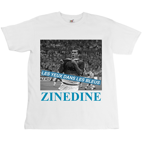 Zizou France 98 - Unisex - Digital Printing