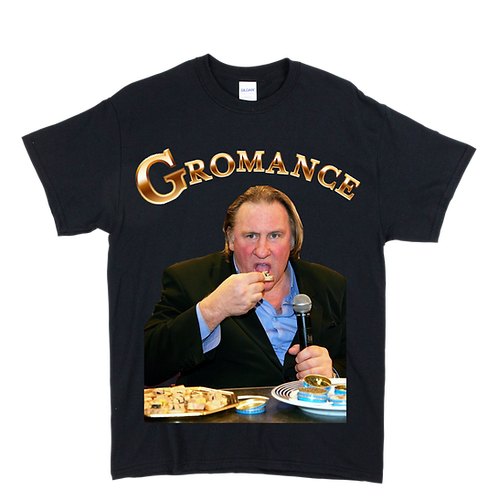 Gromance Tee  - Roukeys x No Diet Club - Unisex - Digital Printing