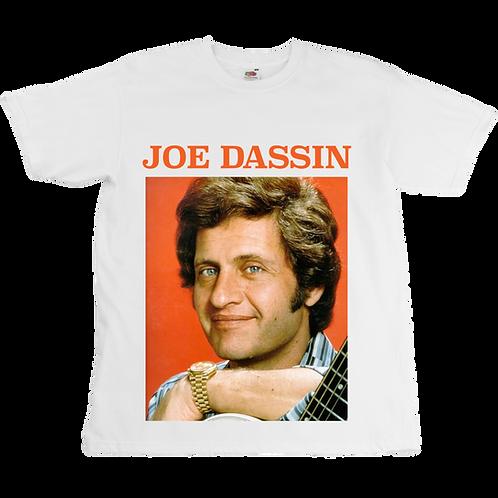 Joe Dassin Tee - Unisex - Digital Printing