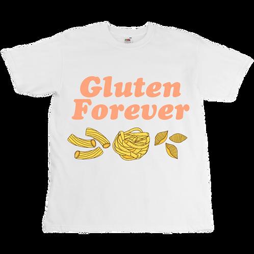 Gluten Forever Tee  - Unisex - Digital Printing