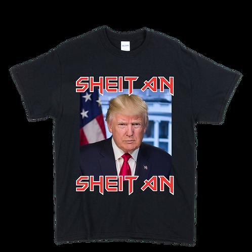Donald Trump Sheitan Tee - Unisex - Digital Printing