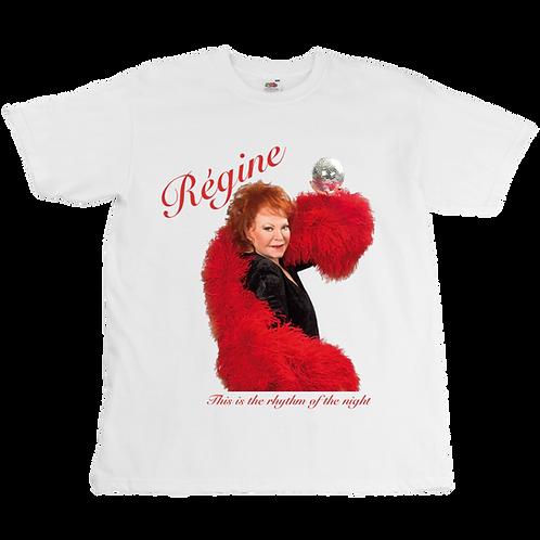 Régine - Rhytmn Of The Night Tee - Unisex - Digital Printing