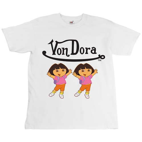 Von Dora Tee  - Unisex - Digital Printing