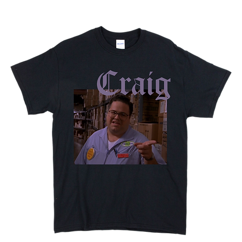 Craig from Malcolm Tee - Unisex - Digital Printing