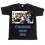 Thumbnail: Friends - Friendship Never Dies - Unisex Tee - Digital Printing - Black - White