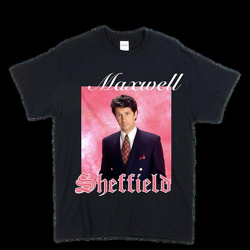 Maxwell Sheffield - Une Nounou d'Enfer Tee - Unisex - Digital Printing