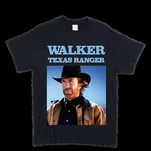 DESTOCKAGE : Walker Texas Ranger Tee
