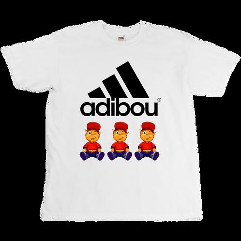 Adibou x Adidas Tee  - Unisex - Digital Printing
