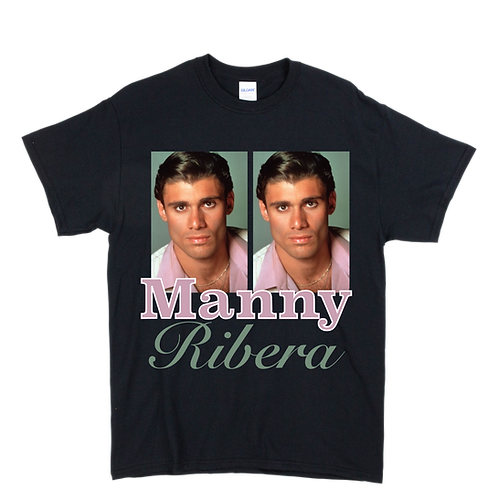 Manny from Scarface Tee  - Unisex - Digital Printing